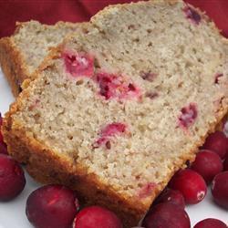 Banaan-cranberrycake, per plak Image