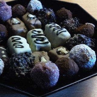 Twee bonbons Image
