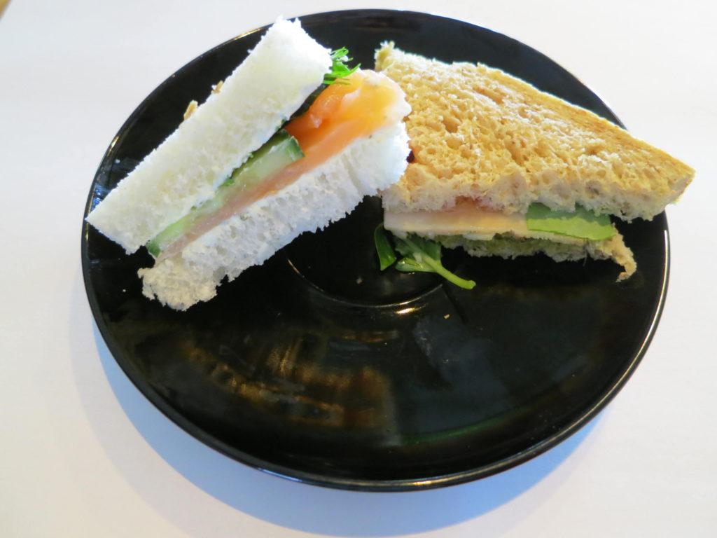 Twee sandwiches Image