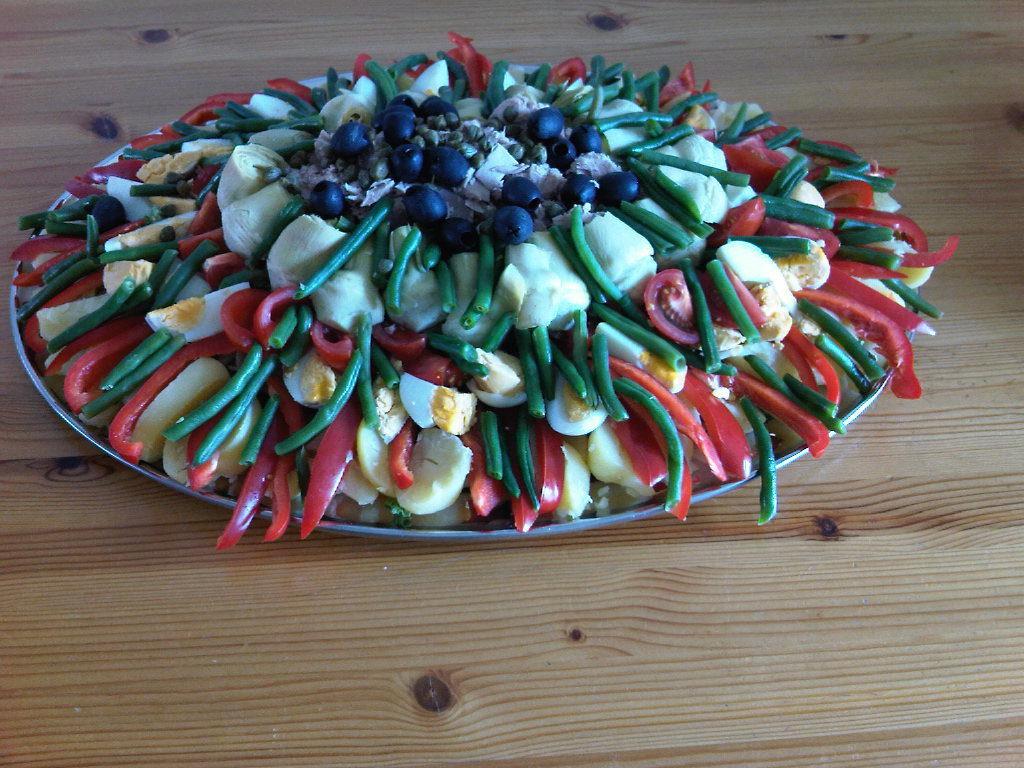 Salade Niçoise Image