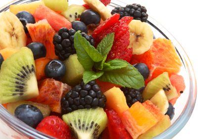 Versfruitsalade Image