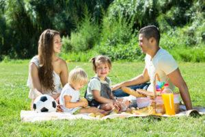10% korting op volledig verzorgde picknick